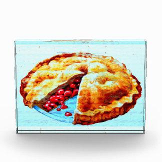 homemade cherry pie award