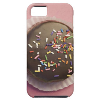 Homemade chocolate dessert with sprinkles iPhone SE/5/5s case