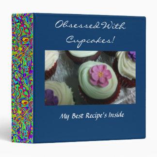 Homemade Cupcakes Binder Recipe  Book