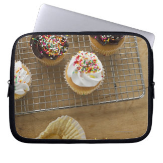 Homemade cupcakes computer sleeves