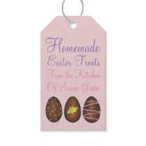 Homemade Easter Candy Baked By Chocolate Egg Tags