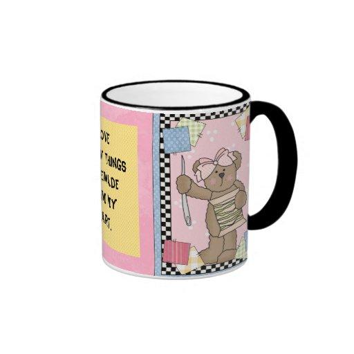 Homemade From My Heart mug