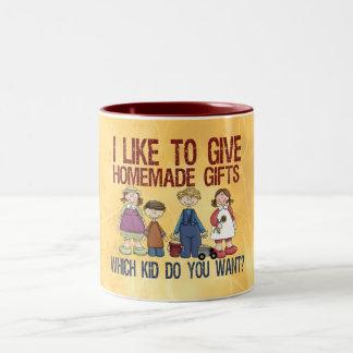 Homemade Gifts Coffee Mugs