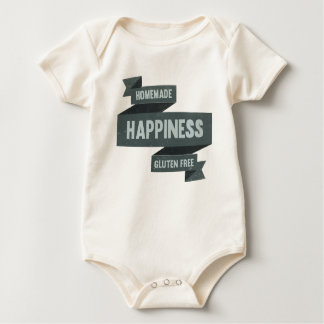 Homemade Happiness - gluten free Bodysuit