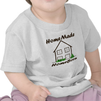 HomeMade, HomeBorn T-shirts