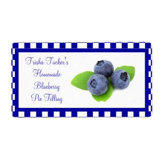 Homemade Jelly/Jam Label