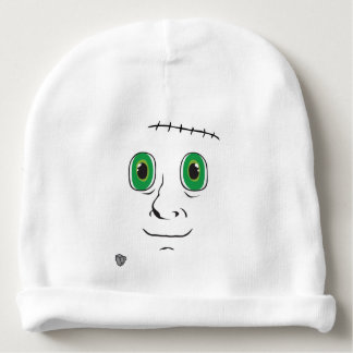 Homemade Monster Baby Beanie