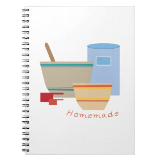Homemade Notebooks