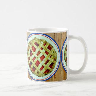 homemade pie coffee mug