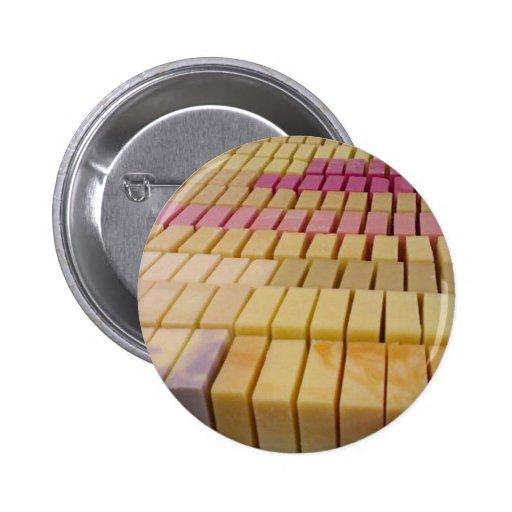 Homemade Soap Pinback Buttons