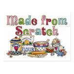 Homemade - SRF Business Card