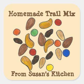 Homemade Trail Mix Made Baked Love Kitchen Sticker