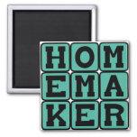 Homemaker, Domestic Goddess Refrigerator Magnets