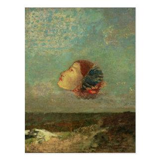 Homenaje a Goya, c.1895 Postal