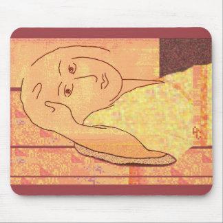 Homenaje a Matisse Alfombrillas De Ratón