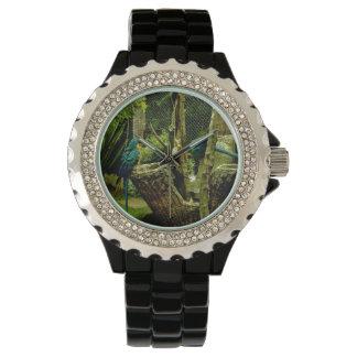 """Homenaje: A Pacheco dame la """"A"""" (Rúa quiere cacao) Reloj De Mano"""