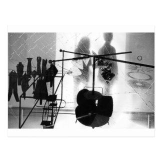 Homenaje de Duchamp Tarjetas Postales