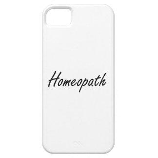 Homeopath Artistic Job Design iPhone 5 Cases