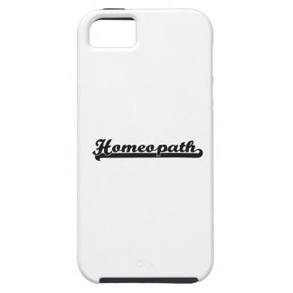 Homeopath Classic Job Design iPhone 5 Covers