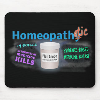 Homeopathetic Mouse Pad