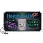 Homeopathetic Speakers