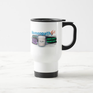 Homeopathetic Travel Mug