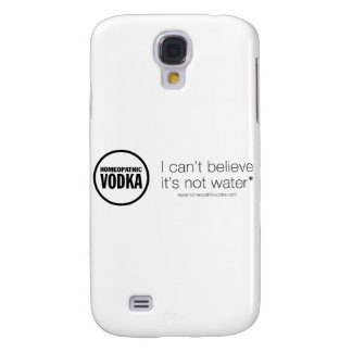 Homeopathic Vodka - I can't believe it's not water Galaxy S4 Case