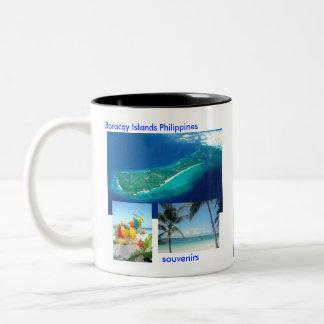 homepage, FindingNemoWallpaper800, Boracay Isla... Two-Tone Coffee Mug