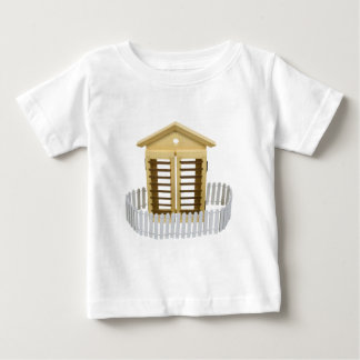 HomePicketFence111809 copy Baby T-Shirt