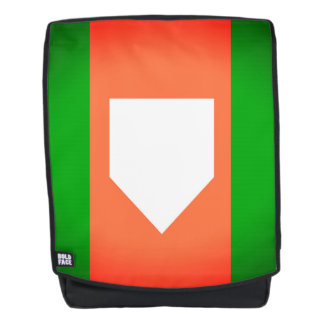 homeplate Adult Backpack, Backpack + Face