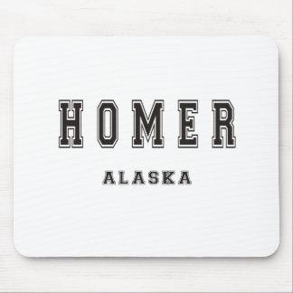 Homer Alaska Mouse Pad