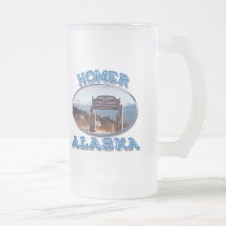HOMER ALASKA MUGS