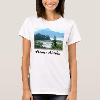 Homer Alaska the Great Land T-shirt