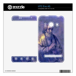Homer by Rembrandt Harmenszoon van Rijn Decal For The HTC Evo 4G