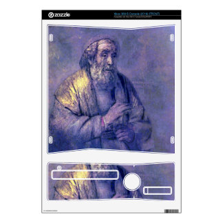 Homer by Rembrandt Harmenszoon van Rijn Skins For Xbox 360 S
