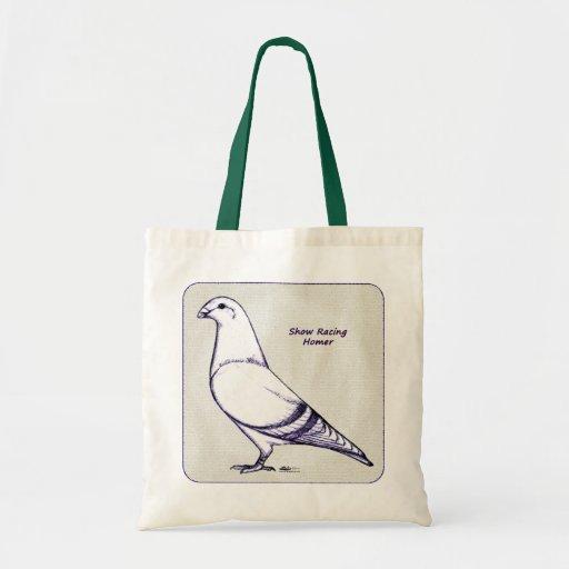 Homer Design Budget Tote Bag