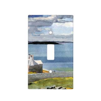Homer - Inland Water, Bermuda Switch Plate Covers