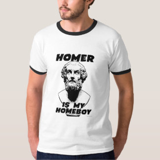 Homer is my Homeboy T-Shirt