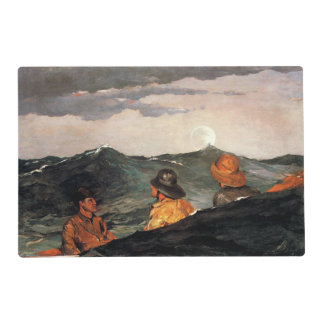 Homer - Kissing the Moon Placemat