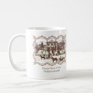 Homer NY Winterfest 2015 Souvenir Mug