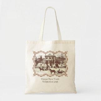 Homer NY Winterfest 2015 Souvenir Tote Bag