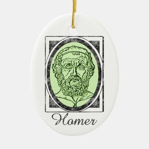 Homer Ornament