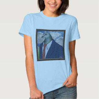 Homer Suit Framed T-shirts