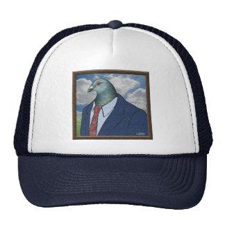 Homer Suit Framed Trucker Hat