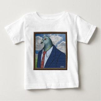 Homer Suit Framed Tshirts