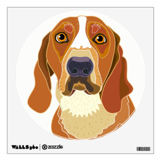 Homer the Hound Wall Decal