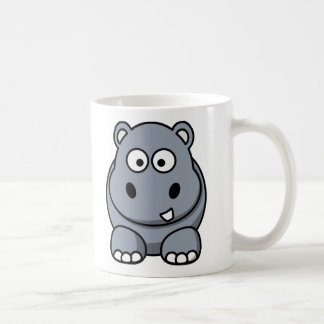 Homer the Huge Hippo Coffee Mug