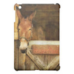 Homer the Mule Cover For The iPad Mini