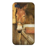 Homer the Mule iPhone 4/4S Covers