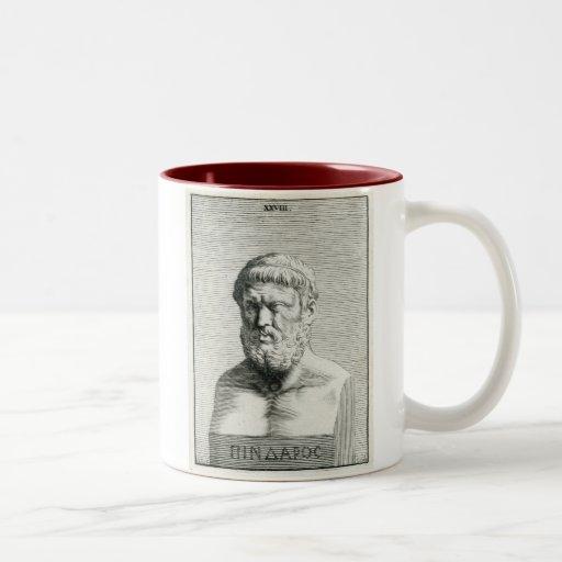 Homer Two-Tone Coffee Mug